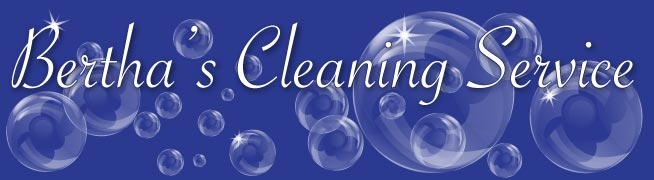 berthascleaningservice.com Logo